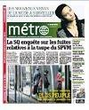 Métro du 9 février 2012 page 29 (1/12 de page) Claude Barzotti et Chantal Pary  sont réunis pour une série de spectacles