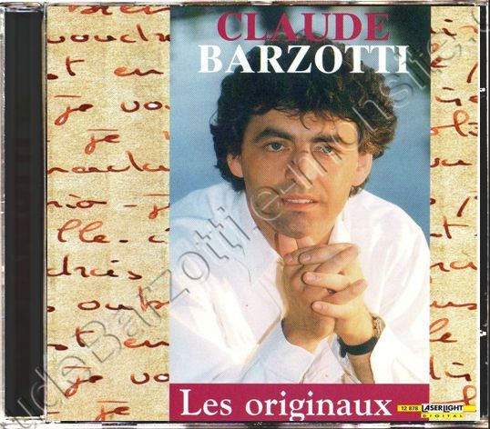 CD Best of collection Les originaux 1996