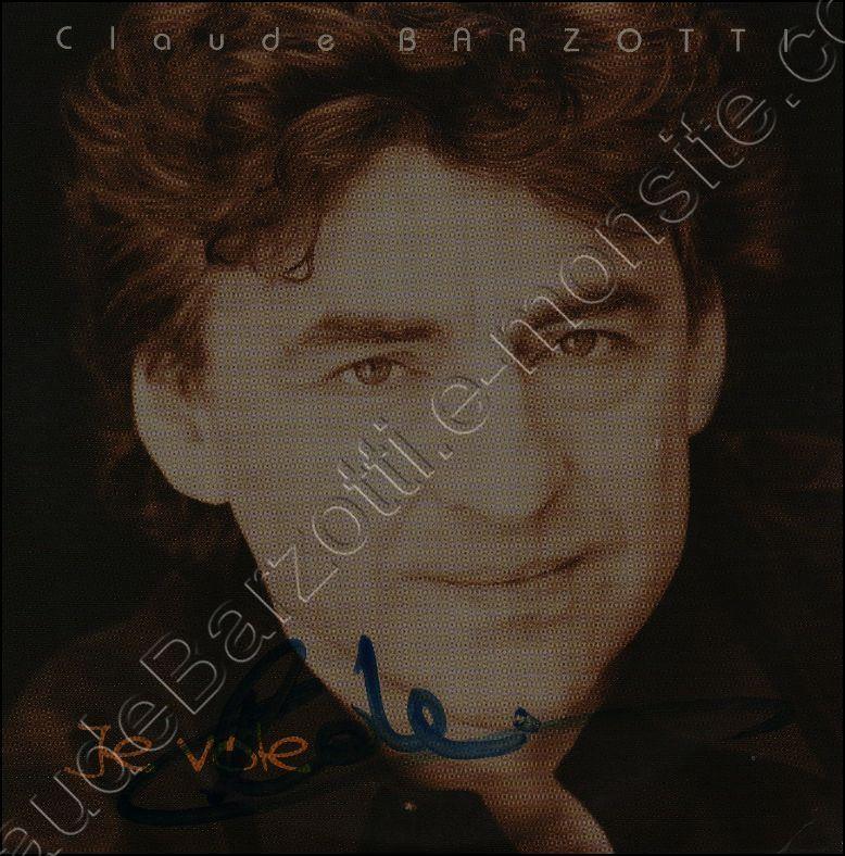 """CD 1 titre promo """"Je vole"""" 2003"""