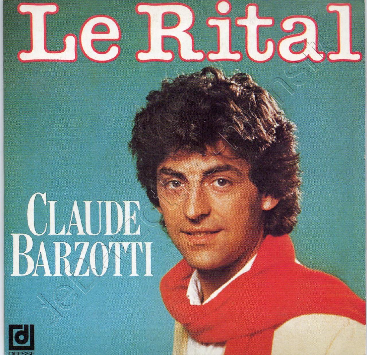 CD 2 titres Le Rital / Entre c'q'on dit et ce qu'on fait