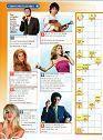 Télé 7 jeux N° de février mars 2013 page 66 (1/10 de page 1 photo)  chansons fléchées